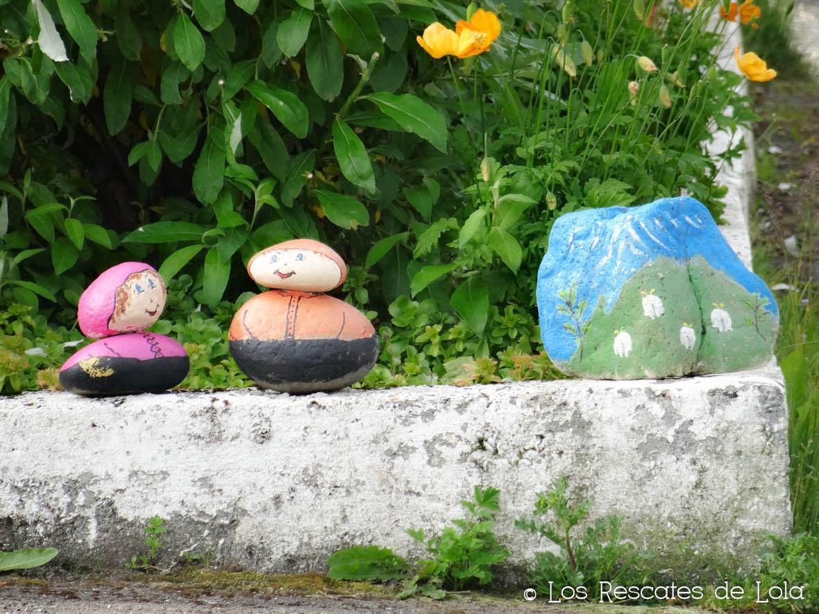 Decora tu jard n con piedras pintadas los rescates de lola for Decora tu jardin