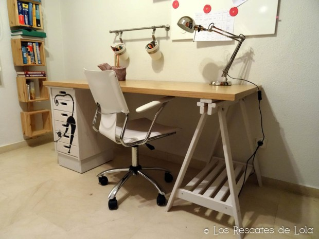 Mesa estudio Cat-2